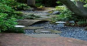 Fontaine Exterieur Zen : jardin japonais quelles plantes et arbres pour un jardin ~ Nature-et-papiers.com Idées de Décoration