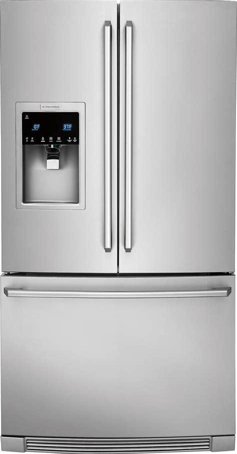 electrolux eibcss   counter depth french door refrigerator   cu ft capacity