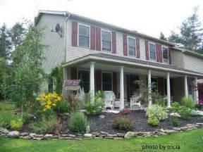 landscaping ideas in front of porch detec front yard landscaping low water guide