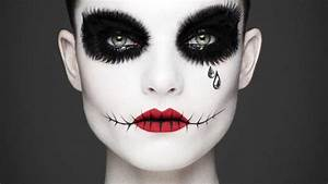 Déguisement Halloween Qui Fait Peur : maquillage sp cial halloween 35 mod les vus sur instagram ~ Dallasstarsshop.com Idées de Décoration