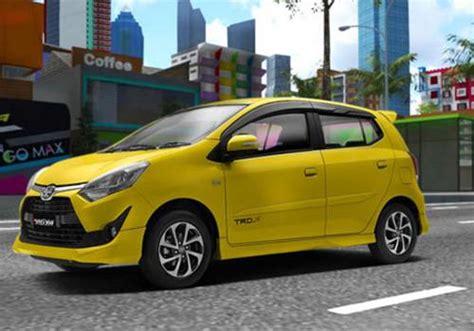 harga new toyota agya facelift terbaru 2019 dan spesifikasi lengkap otomaniac
