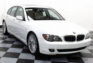 2007 Used Bmw 7 Series Certified 750i Sport Package Sedan