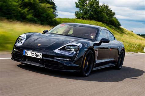 Porsche Taycan 2020 review   Autocar