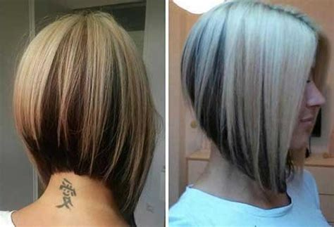 15 Best Collection Of Long Inverted Bob Back View Hairstyles
