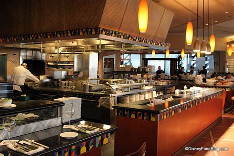 grill cuisine temporary closure in 2013 for disney s