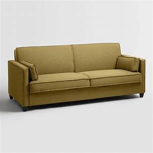 Maize nolee folding sofa bed world market for Unfolding sofa bed