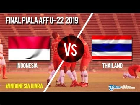 final indonesia  thailand aff