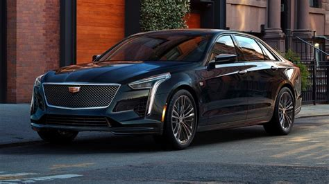 2019 Cadillac Ct6 Vsport Revealed With Allnew Twinturbo