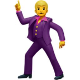 dancing emoji man dancing emoji u 1f57a