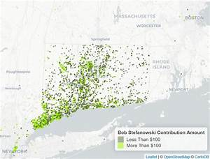 Connecticut Governor's Race: Where Are Contributions ...