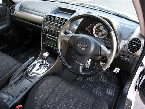 toyota altezza interior japanese used car and truck from japanese used car exporter