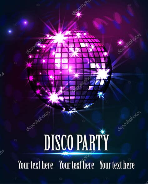 background disco party stock vector  tory