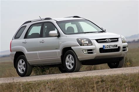 kia sportage 2005 car review honest