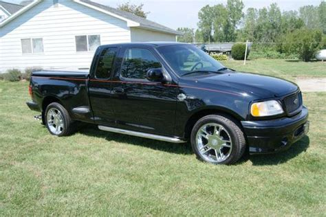 sell new 2000 harley davidson f150 4x2 wb supercab truck