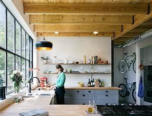 les 25 meilleures idees de la categorie maisons d39hangar With marvelous couleur mur salon tendance 4 les 25 meilleures idees de la categorie poutres apparentes