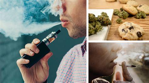marijuana edibles smoking way ingest vaporizing featured