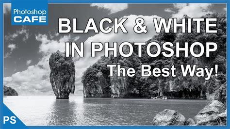 black  white image  photoshop