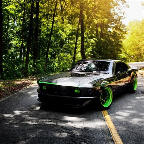 Alte Ford Mustang Tuning 1024x1024 614132 Foto