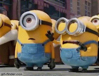 minion crying gif finder find  share funny