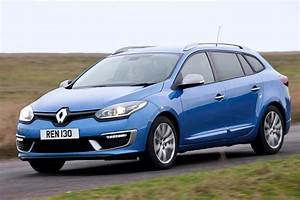 Renault Megane Sport Tourer  From 2009  Used Prices