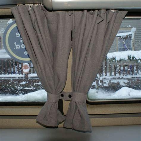 vw westfalia cer curtains hardware curtain tracks