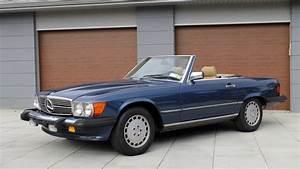 Mercedes 560 Sl : 1989 mercedes benz 560sl 560 sl ~ Melissatoandfro.com Idées de Décoration