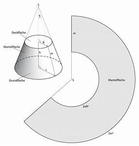 Mantelfläche Pyramide Berechnen : file kegelstumpf mit wikimedia commons ~ Themetempest.com Abrechnung
