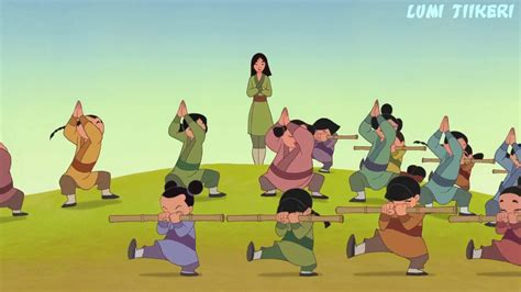 Mulan 2 Lesson Number One Finnish Blu Ray Version Hd