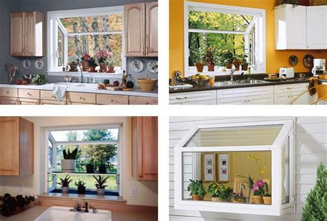 garden windows images  pinterest garden