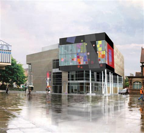 quad building derby city centre