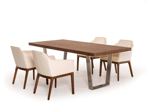wood and metal bar stools walnut dining table vg404 modern dining