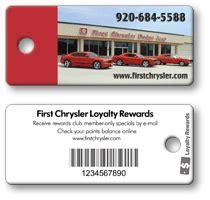 Chrysler Rewards by Loyalty Rewards Dealer Concepts