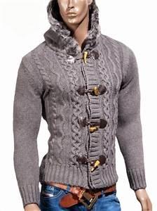 Veste En Laine Homme : gilet en laine fashion ~ Carolinahurricanesstore.com Idées de Décoration