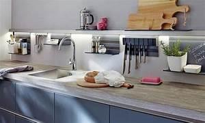 Accessoire Cuisine Design : dans la cuisine la cr dence fait la diff rence blog ma maison mon jardin ~ Teatrodelosmanantiales.com Idées de Décoration