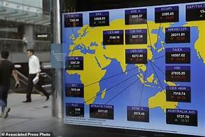 Asian shares fall on North Korea concerns, China rate cut ...