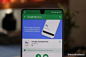 Google Assistant Go now available for download on Play Store