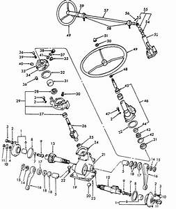 3000 Power Steering Valve  U2013 Yesterday U0026 39 S Tractors With Regard To Within Ford 2000 Tractor Parts