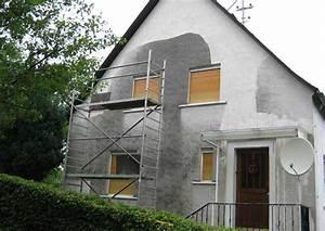 Hausfassade Neu Streichen : fassadenreinigung das tagebuch eines fassadenreinigers ~ Markanthonyermac.com Haus und Dekorationen