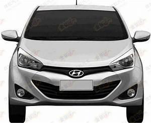 Hyundai Hb20 Gets Patented In China