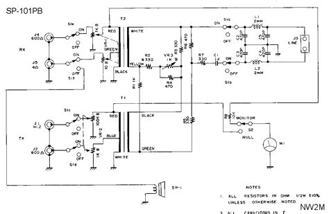 380 Tv Wiring Schematic by Yaesu Ft 101 Hf Transceiver Repository Circuits