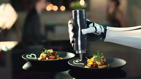 The Future Of Home Cooking? Robot Chefs  How Cool Brands. How To Clean Kitchen Grout Tile Floor. Best Kitchen Mats For Hardwood Floors. Kitchen Countertop Covers. Floor To Ceiling Kitchen Cabinets. Stain Colors For Kitchen Cabinets. Laminate Kitchen Floor. Caulking Kitchen Backsplash. Bamboo Flooring Kitchen