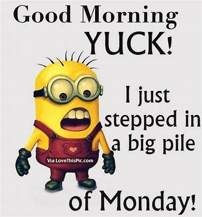 Wednesday Monday Morning Funny Quotes Humor Minions