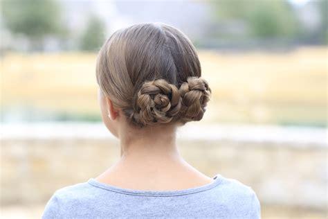 3 Cute & Easy Braid Hairstyles