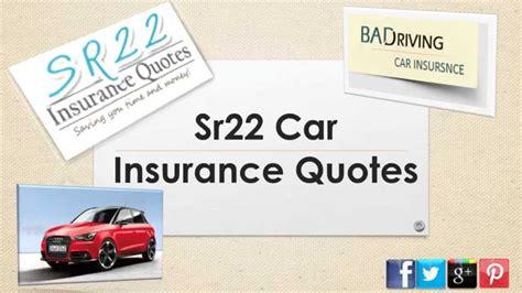 auto insurance quotes  sr youtube