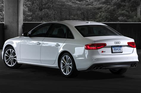 2014 Audi S4 Horsepower by 2014 Audi S4 Vin Check Specs Recalls Autodetective