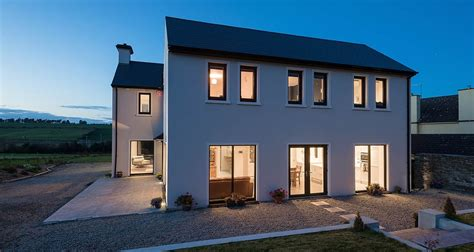 Diy Cork Builder Hits Passive & Nzeb With First Selfbuild