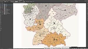 Berlin Plz Karte : deutschland postleitzahlenkarte plz 1 2 3 vektorkarte 3 stellig ~ One.caynefoto.club Haus und Dekorationen