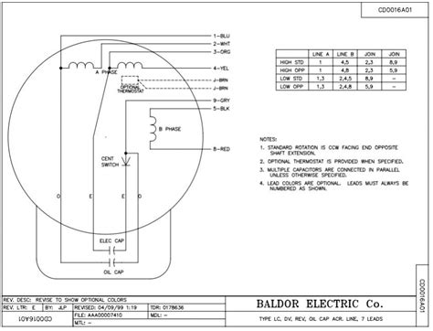 Baldor Motor Wiring Diagram 3 Phase 9 Wire by Baldor Motors Wiring Diagram Collection Wiring Diagram
