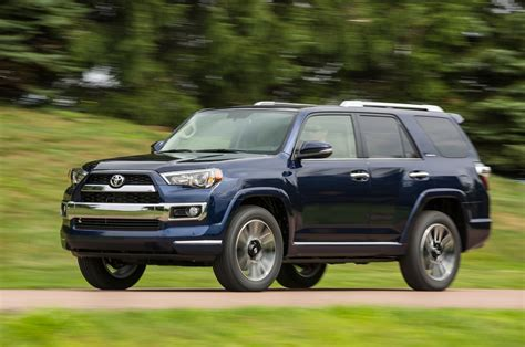 2016 Toyota 4runner Reviews And Rating