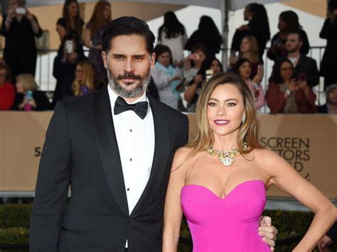 sofia vergara husband joe why sofia vergara didn t bring her husband to the oscars